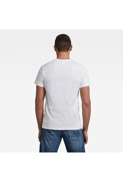 G-Star Raw D19268.336.110 Erkek T-Shirt