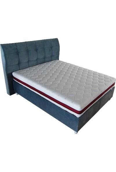 Hiss Bedding Fermuarlı Yatak Kılıfı 26 cm