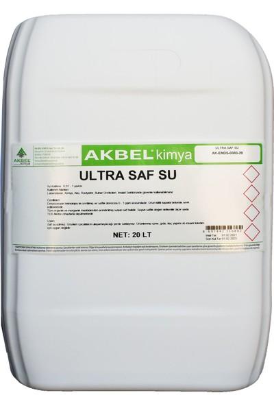 Akbel Ultra Saf Su 20 Litre
