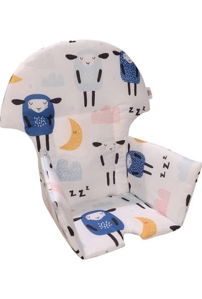 Safemom Mama Sandalyesi Minderi - Kuzu