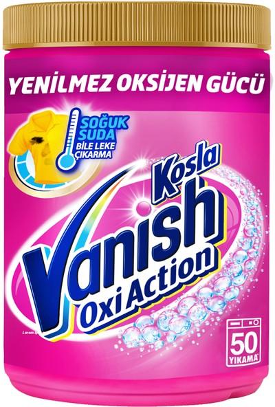 Vanish Kosla Oxi Action Toz Leke Çıkarıcı 1000 gr Renkliler İçin