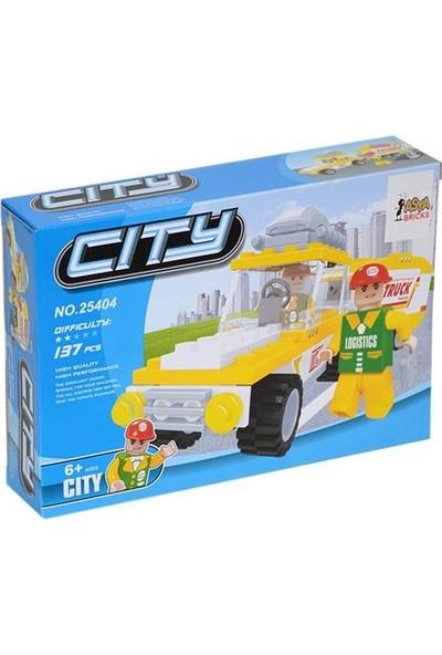 Asya Oyuncak Ant Brıck 137 Parça Mini Oyuncak LEGO