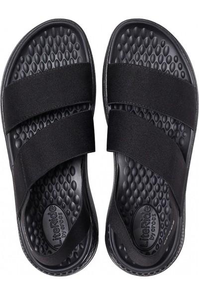 Crocs Lıterıde Strech Kadın Sandalet 206081-060