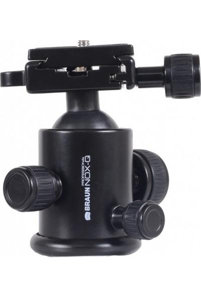 Soligor Braun Nox 160 Professional Carbon Tripod Tüm Dslr Kameralar