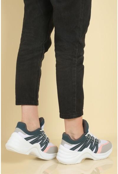 Carina Ortapedik Nefes Alır Sneaker Kadın Spor Ayakkabı