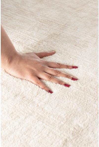 Elits Carpet Lazer Kesim Peluş Uzun Tüylü Halı Post Halı
