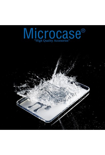 Microcase Lenovo Tab M10 Fhd Rel TB-X605FC TB-X605LC Silikon Soft Kılıf Seffaf