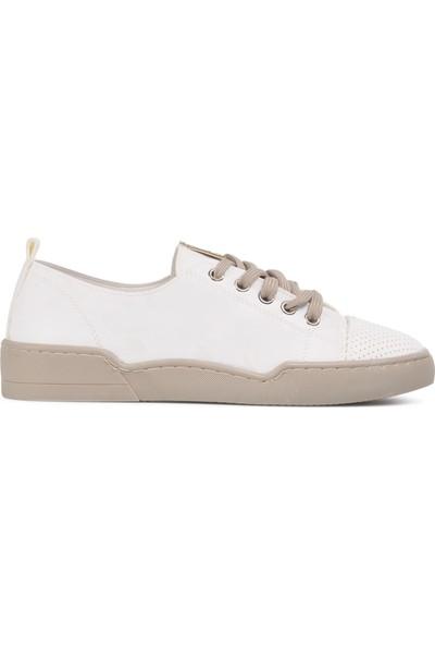 Park Moda K240 Beyaz Kadın Spor Ayakkabı