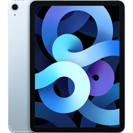 """Apple iPad Air 4. Nesil 10.9"""" 256 GB WiFi Cellular Tablet - MYH62TU/A"""