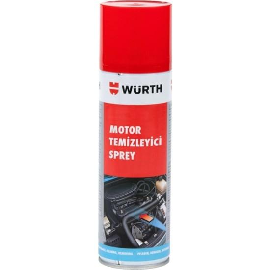 Würth Würth Motor Temizleyici Sprey 500ML Motor Temizleme