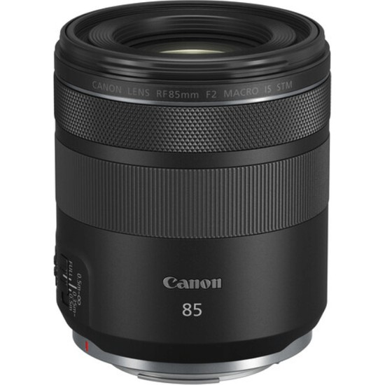Canon Rf 85MM F/2 Macro Is Stm Lens (Canon Eurasia Garantili)