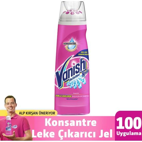 Vanish Kosla Ön İşlem İçin Leke Çıkarıcı Jel 200 ml