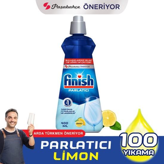 Finish Bulaşık Makinesi Parlatıcı Limon 400 ml