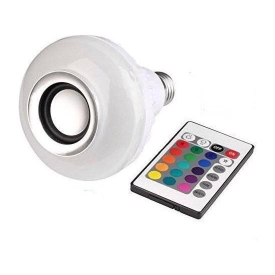 Lumenn Bluetooth Hoparlör Akıllı LED Ampul