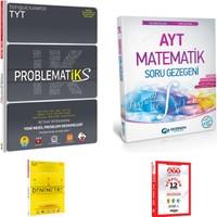 Tonguç Akademi TYT Problematiks ve Gezegen AYT Matematik Soru Gezegeni + Deneme