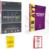 Tonguç Akademi TYT Problematiks ve Karekök AYT Matematik Soru Bankası + Deneme