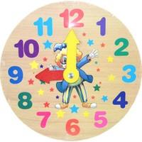 Onyıl Oyuncak 213/214/215 6 Model Ahşap Saat