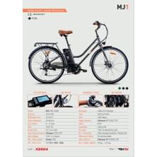 Rks Mj1 Elektrikli Bisiklet - Siyah
