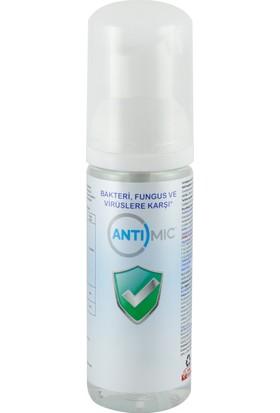 Antimic Köpük Yer ve Yüzey Dezenfektanı 50 ml