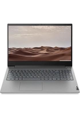 "Lenovo ThinkBook Intel Core i5 1135G7 8GB 512GB SSD MX450 Windows 10 Home 15.6"" FHD Taşınabilir Bilgisayar 20VE0072TX001"