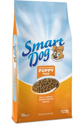 Smart Dog Yavru Köpek Maması 15 kg