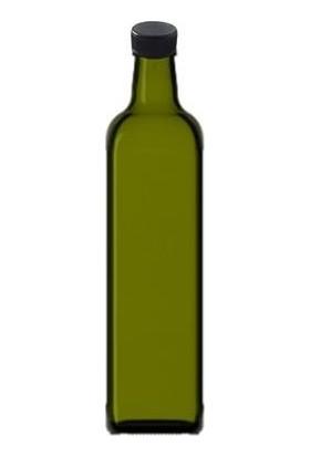 Şişecam Kendinden Renkli Yeşil Cam Yağlık 6 Lı 500CC.
