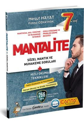 Çanta Yayınları 7. Sınıf Paragraf ve Mantalite