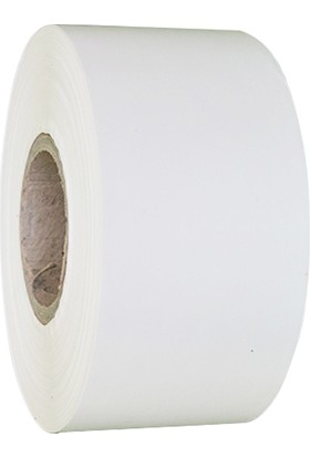 On Roll Paper Yem Etiketi 100MM x 250M 6 Rulo