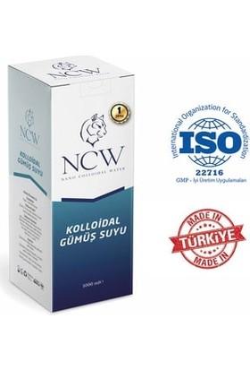 NCW Gümüş Suyu Kolloidal Gümüş Mineralli Su 1 Ppm 1 Lt