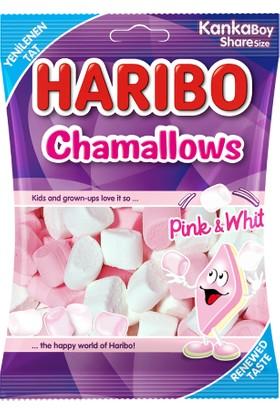Haribo Chammalows Pembe&Beyaz 70gr*24