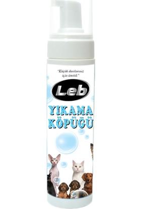 Leb Evcil Hayvan Yıkama Köpüğü 200 ml