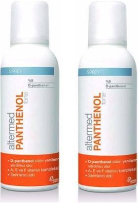 Altermed Panthenol Forte %9 Nemlendirici Sprey 150 ml x 2 Adet