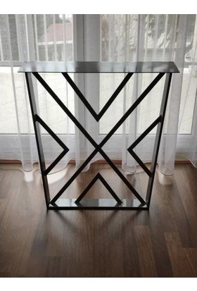 Abronya Metal Masa Ayağı Yemek Masası Ayağı 1 Takım 2'li