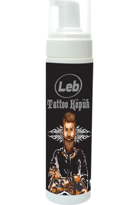Leb Tattoo Temizleme Köpük 200 ml