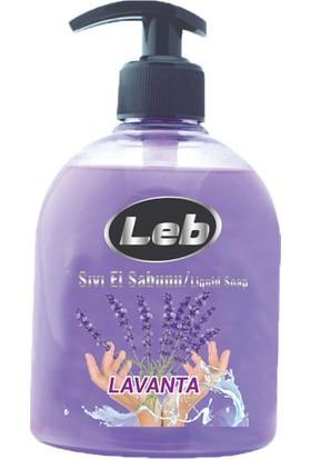 Leb Sıvı El Sabunu Lavanta 400 ml