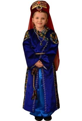 Dilek Kostüm Halime Sultan Kostümü Ertuğrul Çocuk Kıyafeti