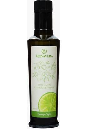 NovaVera Yeşil Limon Çeşnili Zeytinyağı 250 ml