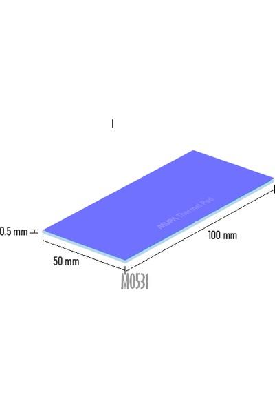 Mupa Termal Ped Sogutucu 0.5mm 50MM 100MM 1.3W/MK