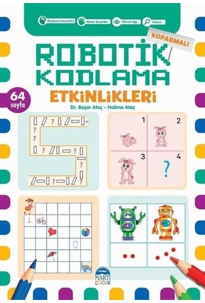 Koparmalı Robotik Kodlama Etkinlikleri - 6