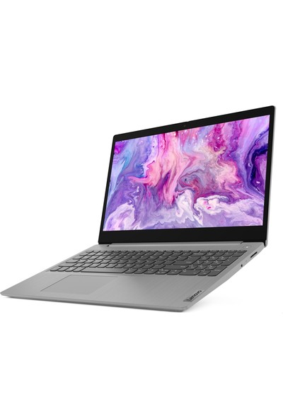 "Lenovo IdeaPad 3 AMD Ryzen 7 3700U 12GB 512GB SSD Windows 10 Home 15.6"" FHD Taşınabilir Bilgisayar 81W1005QTXA22"