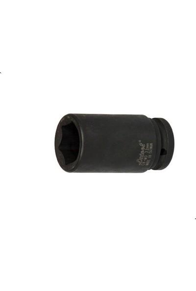 Yama 1/2 Havalı Siyah Lokma 11 mm YAHLM1211