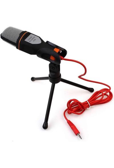 Mobitell SF-666 Masaüstü 3.5mm Multimedya Kondenser Mikrofon