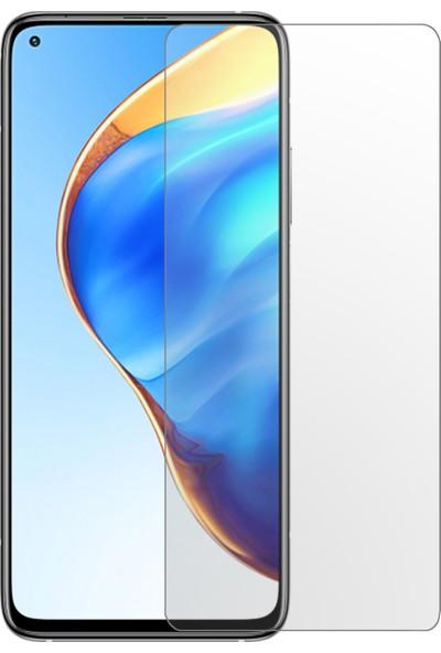 Herbütçeye Xiaomi Mi 10T Pro 5g Şeffaf Temperli Cam Maxi Glass Ekran Koruyucu