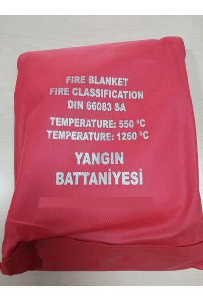 Öncü Yangın Battaniyesi 125*200 cm