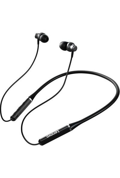 Lenovo XE05 Kablosuz Bluetooth Kulaklık Su Geçirmez Siyah