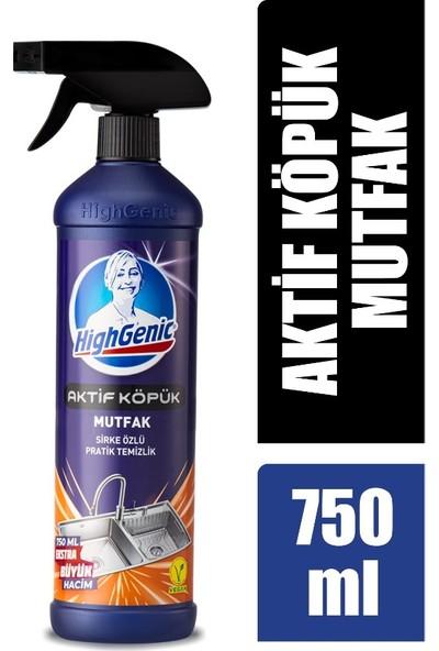 Highgenic Aktif Köpük - Mutfak 750 ml