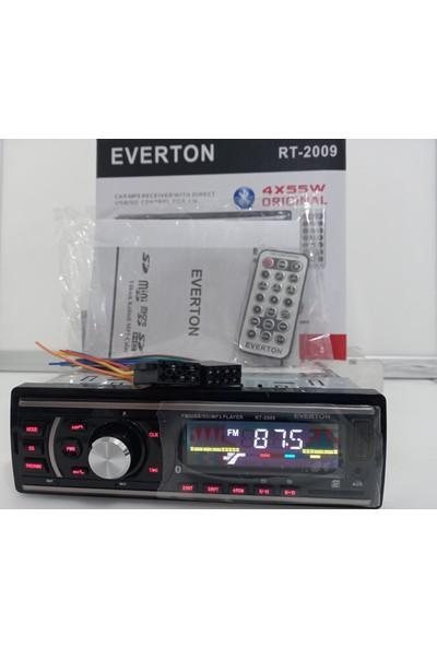Everton RT-2009 4X55 Watt USB Bluetooth Mp3 Oto Teyp