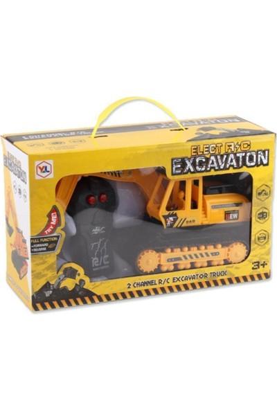 Toys Park Toys Uzaktan Kumandalı Oyuncak Kepçe Iş Makinası Excavator