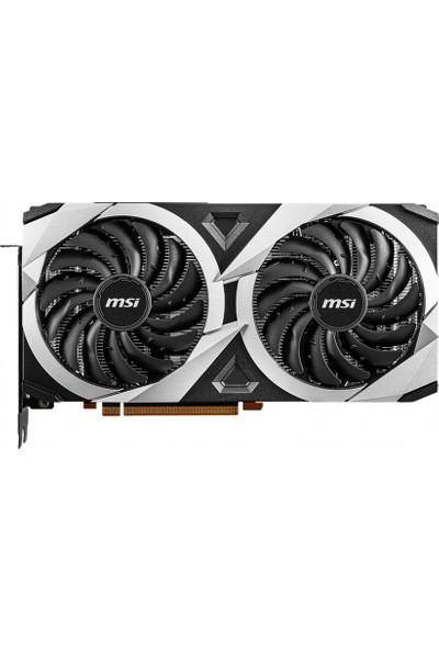 MSI Radeon RX 6700 XT Mech 2X OC 12GB 192Bit GDDR6 PCI-Express X16 Ekran Kartı (RX 6700 XT MECH 2X 12G OC)