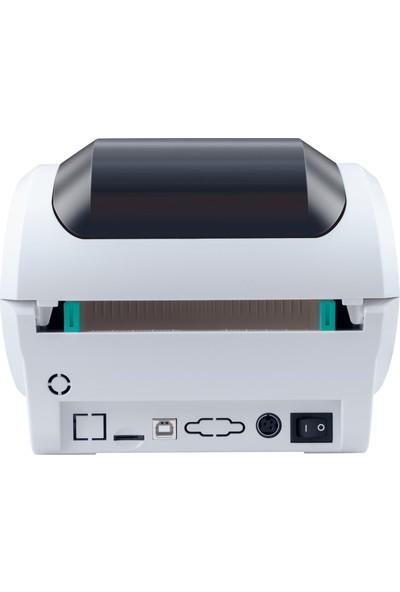 XPRINTER XP-470B DİREKT TERMAL BARKOD YAZICI - USB+BLUETOOTH
